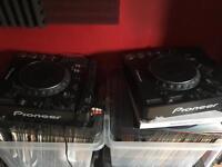 Pioneer CDJs MK3 (Pair)