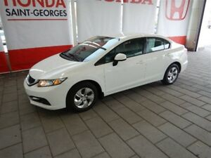 2013 Honda Civic EDITION LX