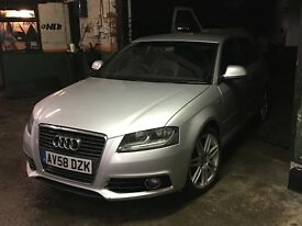 2008 Audi a3 S line 1.9TDI facelift 140K on the clock