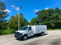 2011 Ford E-450 Irrigation Spray Truck 5.4 Gas **52k Miles**