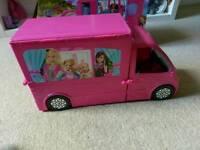 Barbie Glam Camper Van