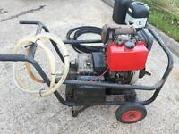 Diesel power washer 3000 psi