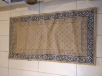 Hard wearing kitchen rug