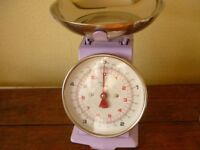 Kitchen scales New