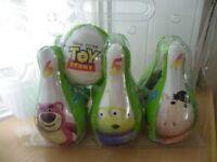 New Disney Toy Story Soft Set of Skittles