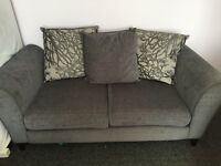 Grey 2 seater sofa in good condition. Need gone ASAP.