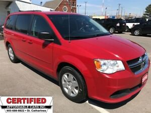 2013 Dodge Grand Caravan SE ** FULL STOW, CRUISE, DUAL CLIMATE *
