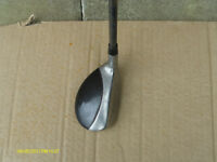 TAYLORMADE RIGHT HAND GRAPHITE RESCUE CLUB