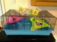 Hamster Heaven Hamster Cage