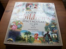 CHILDREN'S 12 CD BOX SET
