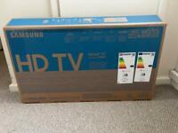 "Samsung 32"" Smart Television Boxed"