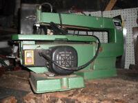 Power 16 inch scroll saw