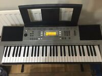 Yamaha PSR-E353 Portable Keyboard (with stand and bench) Top condition!