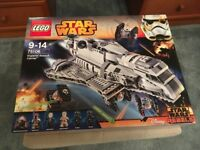 LEGO 75106 Star Wars Imperial Assault Carrier Set (New) - Collect Only