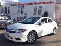 2012 Honda Civic EX-L | Leather | Navi | Roof