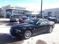 2012 Ford Mustang V6 Premium GET YOUR SPRING ON!!