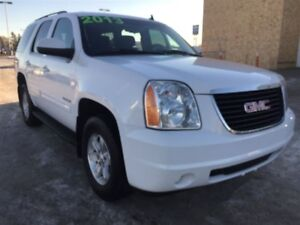 2013 GMC Yukon SLE, 8 PASSENGER, INSPECTED AND WINTER READY
