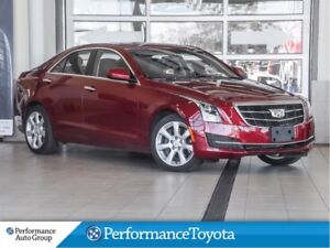 2015 Cadillac ATS Sedan AWD 2.0L Turbo