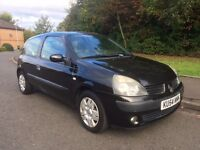 Renault Clio 1.2 16v Extreme 3 3dr ONE LADY OWNER GENUINE MILES