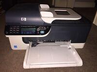 HP OfficeJet J4580 All-In-One Inkjet Printer