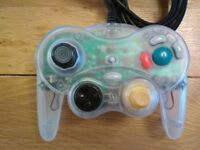 Superpad Clear Nintendo Gamecube Controller