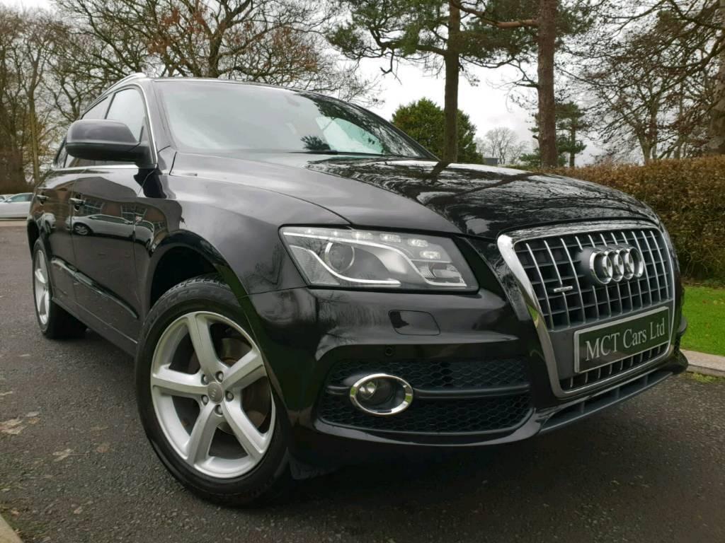 2012 Audi Q5 2 0 Tdi Quattro S Line! Sat Nav! Tech Pack! Great Spec!  Beautiful Example! FSH! FINANCE | in Crumlin, County Antrim | Gumtree