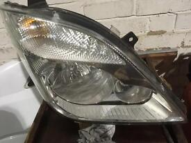 MERCEDES SPRINTER 311 CDI 2.1 LIGHTS