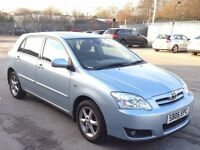 TOYOTA COROLLA 1.4 T SPIRIT 5DR,HPI CLEAR,1 OWNER,2KEYS,SUNROOF,CLIMATE,ALLOYS,A/C,