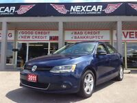2011 Volkswagen Jetta 2.5L HIGHLINE AUT0 LEATHER SUNROOF 120K