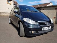 Mercedes Benz A180 Avantage is looking for a new owner