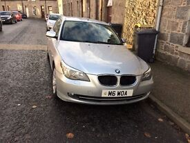 BMW 520d 5series AUTOMATIC 8 months MOT