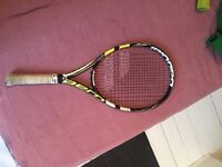 babolat aeropro drive junior tennis racket