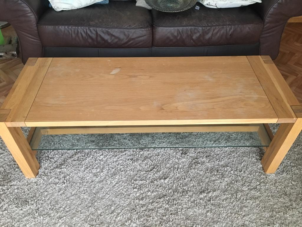 Marks Spencer Sonoma Light Coffee Table