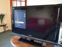 Sony Bravia KDL-37W5550 flatscreen TV