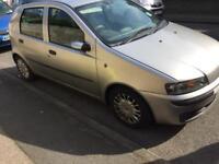 2002 1.2 Fiat Punto