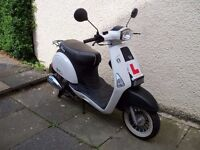Neco Lola Scooter - Low Mileage - Excellent Condition - Learner Legal