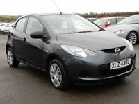 2009 mazda 2 1.4 diesel with only 52000 miles, motd sept 2018 only £30 a year tax