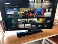"""40"""" Samsung full HD FREEVIEW TV"""