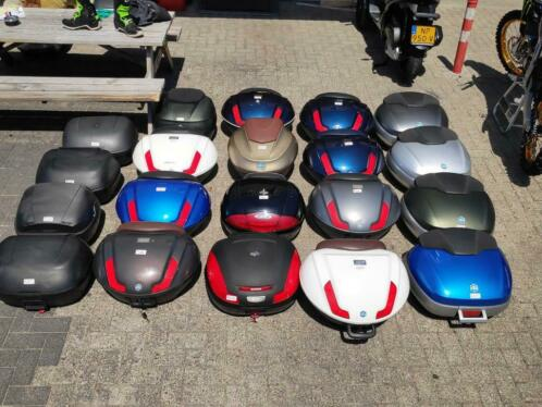 piaggio MP3 300 / 500 ABS diverse topkoffers
