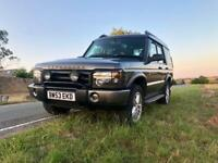 Land Rover Discovery 2 XS TD5 2004