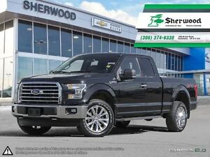 2015 Ford F-150 XLT XTR One Owner Local PST PAID Trade!!