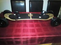MBS Pro Kite Land Board / Mountain Board