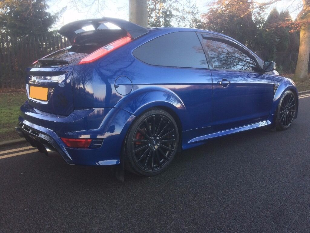 59 ford focus rs mk2 435bhp de cat turbo mint 3 owners 28k miles performance blue px welcome. Black Bedroom Furniture Sets. Home Design Ideas