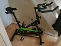 JLL IC200 Spinning/Exercise Bike