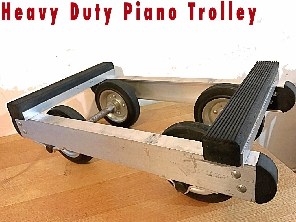 Piano Trolley Heavy Duty Furniture Removal Transporter