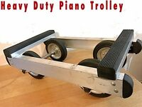 PIANO Trolley Heavy Duty Furniture Removal Transporter Trolley/ Truck/Dolly, Aluminium Moving 550 kg