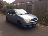 Fiat punto active 1.2 for sale, Long MOT, low mileage, drives good.