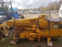 CATERPILLAR Marine Generator - D343 - KVA 288 - Full working order