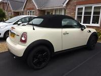 MINI ROADSTER SOFT TOP 2 SEATER