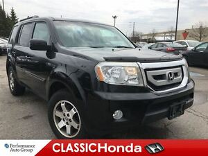 2011 Honda Pilot TOURING NAVI LEATHER ONE OWNER CLEAN CARPROOF
